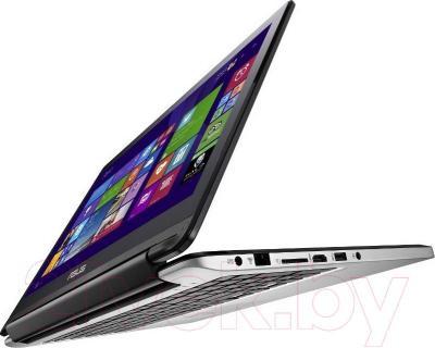Ноутбук Asus Transformer Book Flip TP500LN-DN066H - планшетный вид