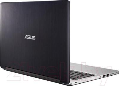 Ноутбук Asus Transformer Book Flip TP500LN-DN066H - вид сзади