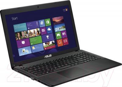 Ноутбук Asus X552EP-SX125D - общий вид