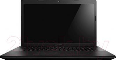 Ноутбук Lenovo G710 (59430145) - фронтальный вид