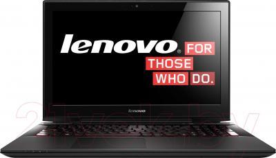 Ноутбук Lenovo Y50-70 (59422482) - фронтальный вид