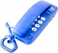 Проводной телефон Ritmix RT-100 (Blue) -