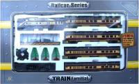 Железная дорога детская Fenfa Современный локомотив (1601B-2B) -