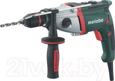 Профессиональная дрель Metabo SBE 900 Impuls (600865500) - общий вид