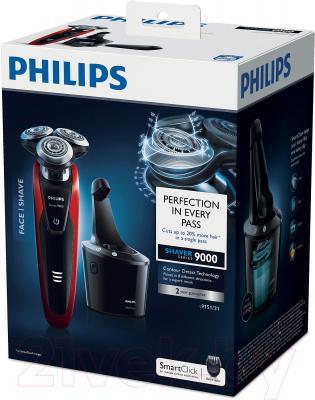 Электробритва Philips S9151/31 - упаковка