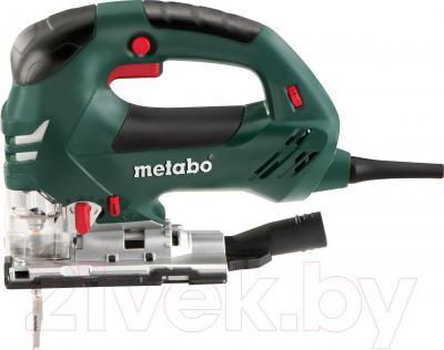 Профессиональный электролобзик Metabo STEB 140 Plus (601404500) - общий вид