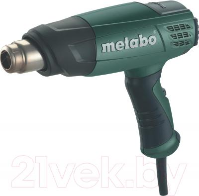 Профессиональный строительный фен Metabo H 16-500 (601650500) - общий вид