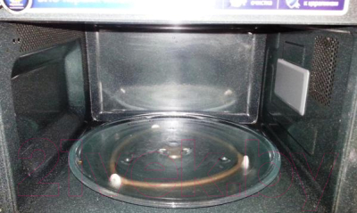 Микроволновая печь Samsung ME712KR/BWT - тарелка
