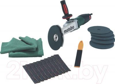 Профессиональная болгарка Metabo KNSE 12-150 Set (602133500) - комплектация