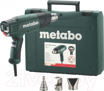 Профессиональный строительный фен Metabo НЕ 23-650 (602365500) - общий вид