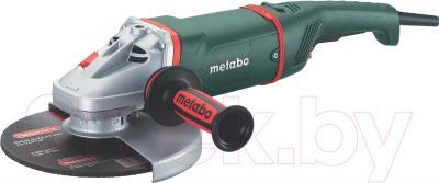 Профессиональная болгарка Metabo W 24-230 (606448260) - общий вид