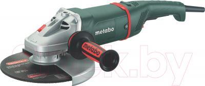 Профессиональная болгарка Metabo WX 22-230 (606459000) - общий вид