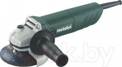 Профессиональная болгарка Metabo W 1080-125 - общий вид