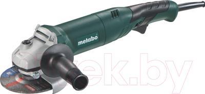 Профессиональная болгарка Metabo W 1080-125 RT (606724000) - общий вид