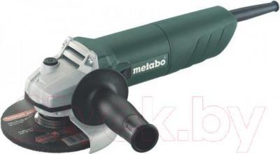 Профессиональная болгарка Metabo W 720-125 (606726000) - общий вид