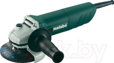 Профессиональная болгарка Metabo W 720-125 (606726500) - общий вид