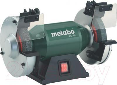 Профессиональный точильный станок Metabo DS 150 (619150000) - общий вид