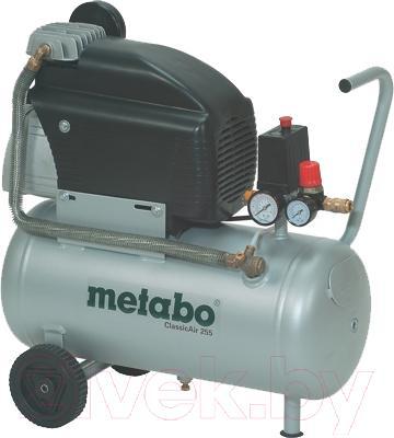 Воздушный компрессор Metabo ClassicAir 255 (802300255) - общий вид