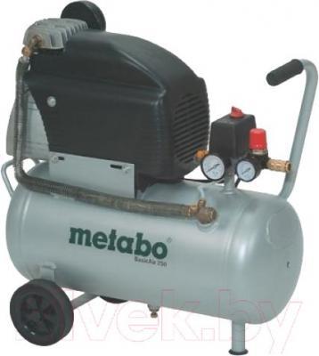 Воздушный компрессор Metabo BasicAir 250 (80230125) - общий вид