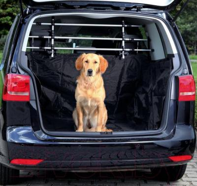 Чехол в багажник для собак Trixie 1318 (Black) - общий вид