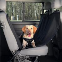Гамак для собак Trixie 1348 (черный) -