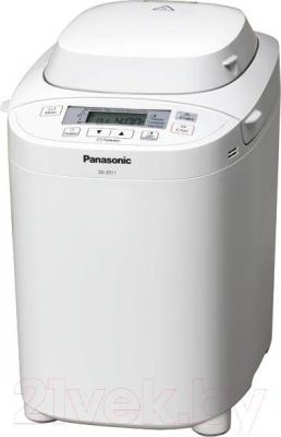 Хлебопечка Panasonic SD-2511WTS - общий вид