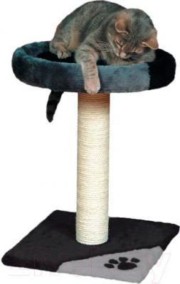 Когтеточка с лежанкой Trixie Tarifa 43712 (черно-серый) - общий вид