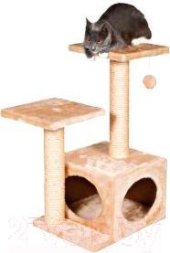 Комплекс для кошек Trixie Valencia 43771 (бежевый) - общий вид