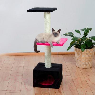 Комплекс для кошек Trixie Badalona 43457 (черно-розовый) - Инструкция по эксплуатации