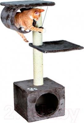 Комплекс для кошек Trixie San Fernando 43952 (платиново-серый) - общий вид