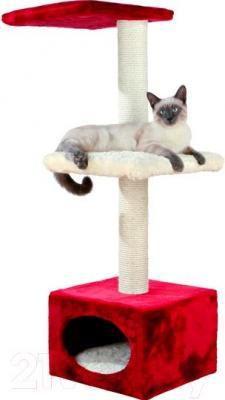 Комплекс для кошек Trixie Elena 43821 (красно-бежевый) - общий вид