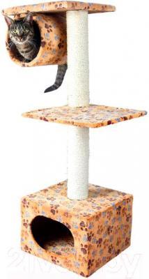 Комплекс для кошек Trixie Leslie 44051 (бежевый) - общий вид
