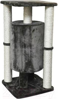 Комплекс для кошек Trixie Vigo 43802 (платиново-серый) - общий вид