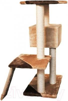 Комплекс для кошек Trixie Almeria 43601 (бежево-коричневый) - общий вид