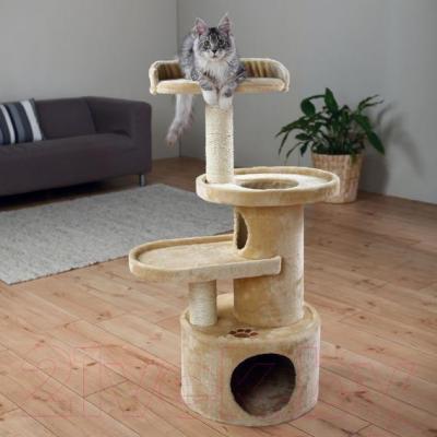Комплекс для кошек Trixie Oviedo 4384 (бежевый) - общий вид