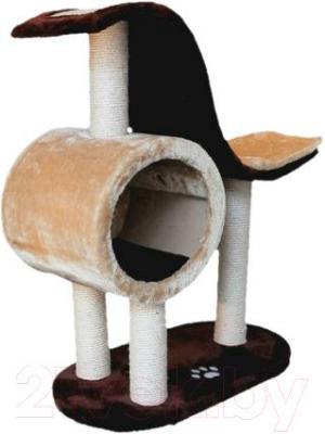 Комплекс для кошек Trixie Nerja 44100 (коричнево-бежевый) - общий вид