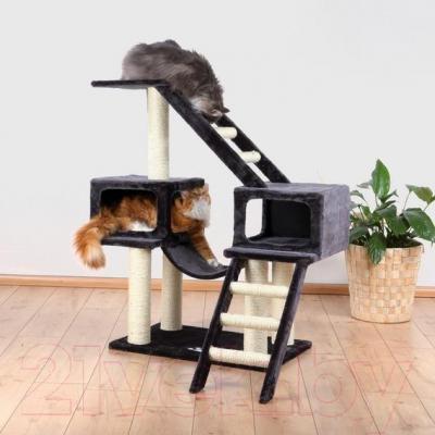 Комплекс для кошек Trixie Malaga 43947 (антрацит) - общий вид