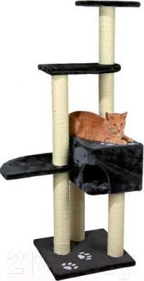 Комплекс для кошек Trixie Alicante 43867 (антрацит) - общий вид