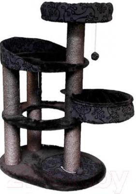 Комплекс для кошек Trixie Filippo 43467 (черный/антрацит) - общий вид
