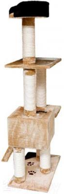 Комплекс для кошек Trixie Montoro 43831 (бежево-коричневый) - общий вид