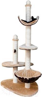 Комплекс для кошек Trixie Evita 43591 (бежево-коричневый) - общий вид