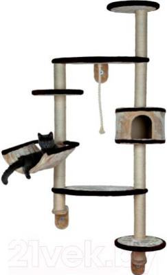 Комплекс для кошек Trixie Francesco 44871 (бежево-коричневый) - общий вид