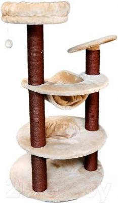Комплекс для кошек Trixie Arietta 43471 (бежевый) - общий вид