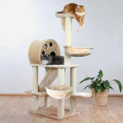 Комплекс для кошек Trixie Allora 44071 (бежевый) - общий вид