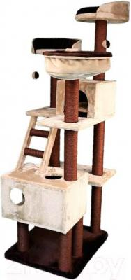 Комплекс для кошек Trixie Felicitas 47001 (бежево-коричневый) - общий вид