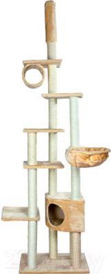 Комплекс для кошек Trixie Madrid 43901 (бежевый) - общий вид