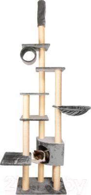Комплекс для кошек Trixie Madrid 43902 (платиново-серый) - общий вид