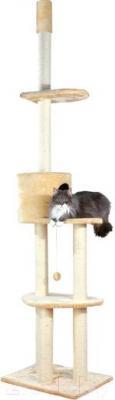 Комплекс для кошек Trixie Santiago 43851 (бежевый) - общий вид