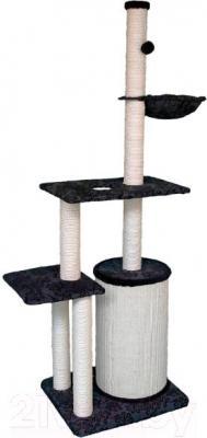 Комплекс для кошек Trixie Maqueda 43667 (черный) - общий вид
