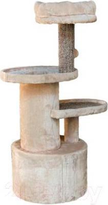 Комплекс для кошек Trixie Alessio 44435 (светло-серый) - общий вид